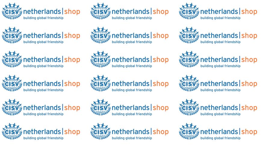 CISV Nederland shop